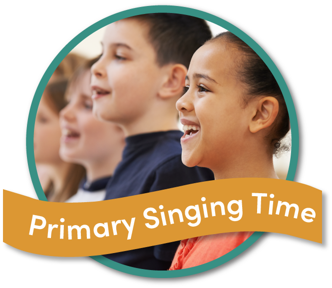 2020 Primary Singing Time Lesson Helps